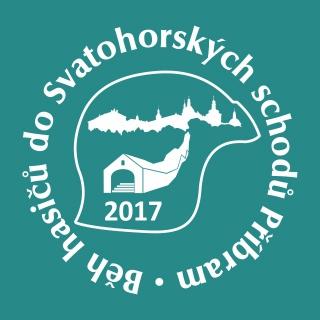 Logo Běh hasičů do Svatohorských schodů